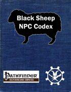 Black Sheep NPC Codex Vol. 1