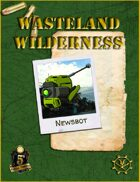 Wasteland Wilderness: Newsbot for 5e