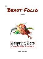 Beast Folio Volume 1