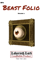 Beast Folio Volume 3
