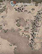 Map of East Gaithuann
