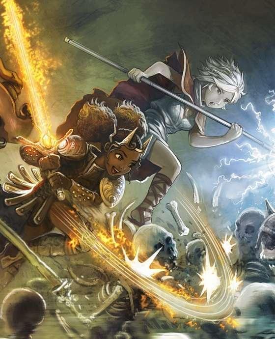 Arcane Warrior Spells (5e)