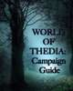 World of Thedia Campaign Quick Start Guide