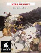 Myrr 5E Bundle I (World of Myrr)
