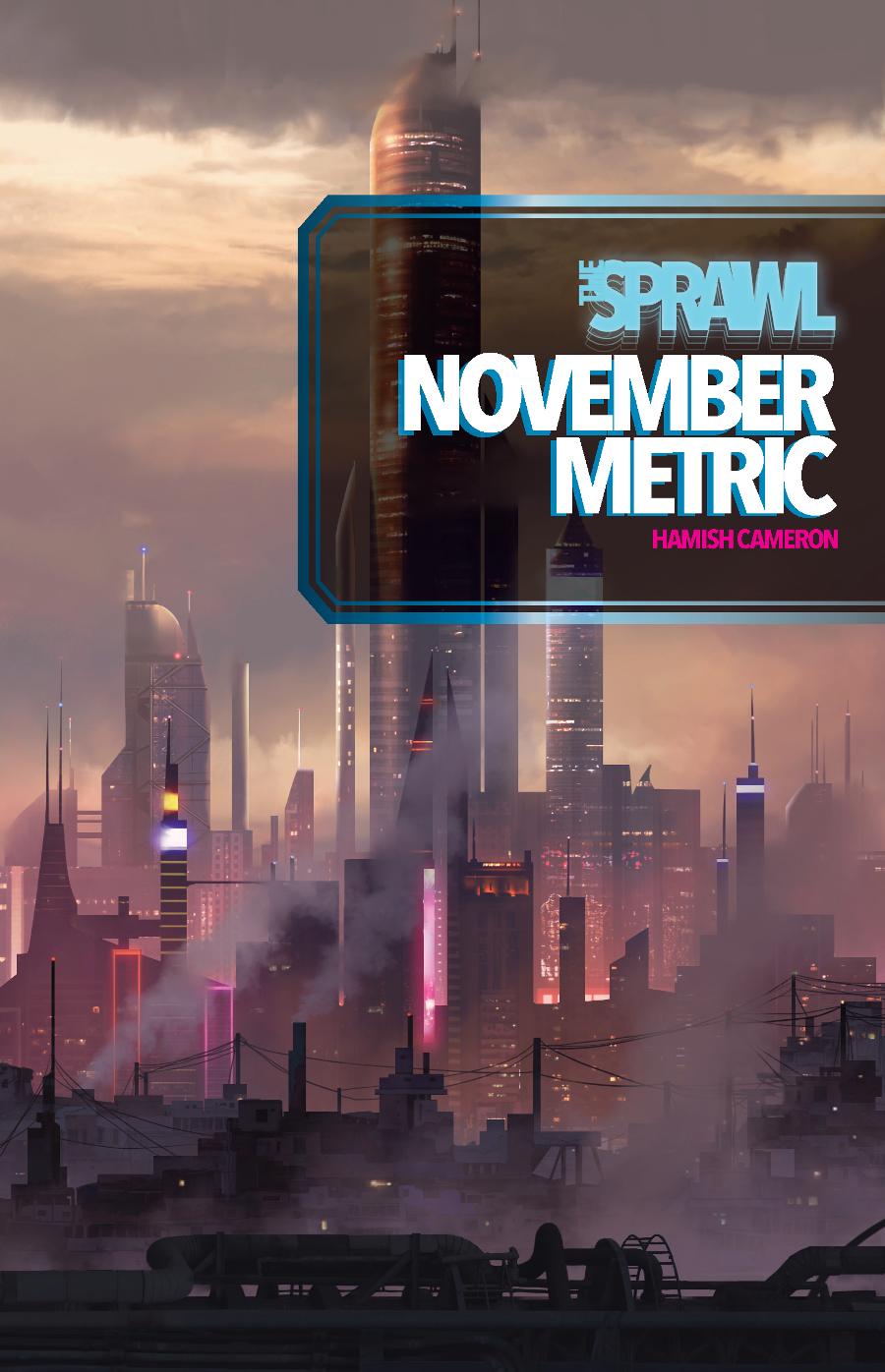 November Metric cover