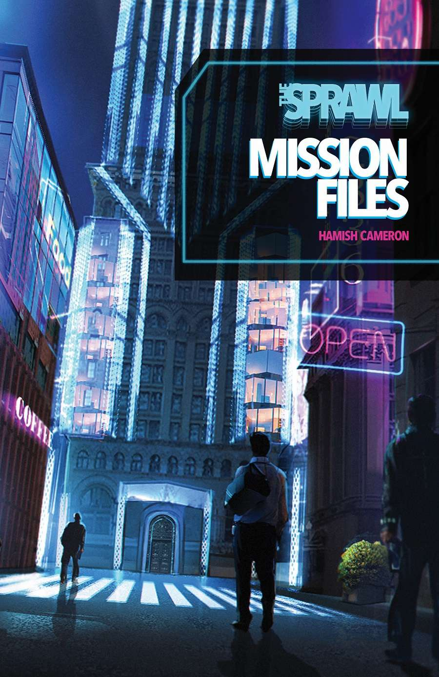 The Mission Files cover