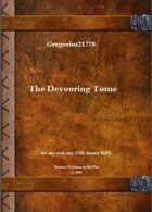 Gregorius21778: The Devouring Tome