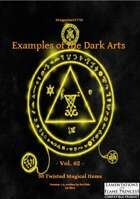 Gregorius21778: Examples of the Dark Arts Vol.02