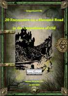 Gregorius21778: 20 Encounters on a Haunted Road  in the Carpathians of Old