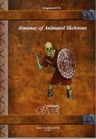 Gregorius21778: Almanac of Animated Skeletons (PbF