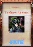 Gregorius21778: Techno/Arcana