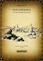 Gregorius21778: The Rockyhill Badlands