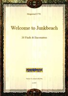 Gregorius21778: Welcome to Junkbeach