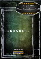 Weird Contaminated World [BUNDLE]