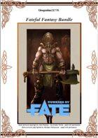 Gregorius21778: Fateful Fantasy [BUNDLE]