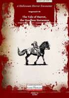 Gregorius21778: The Tale of Harrot, the Headless Horseman