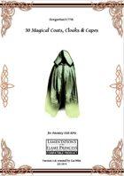 Gregorius21778: 30 Magical Coats, Cloaks & Capes