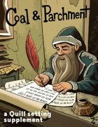 Quill: Coal & Parchment