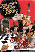 Rock 'n' Roll Sock Hop Mouse