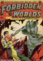 Forbidden Worlds #1
