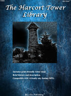 The Harcort Tower Library
