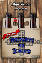 Dungeon on Demand 6-Pack