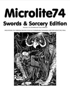 Microlite74 Swords & Sorcery