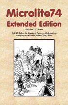 Microlite74 Extended Digest/Epub