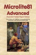 Microlite81 Advanced Expanded Edition (Digest/Ebook)