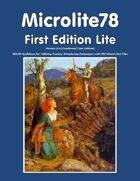 Microlite78 First Edition Lite (Second Edition)