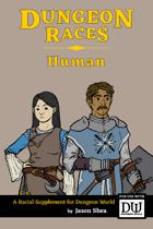 Dungeon Races - Human