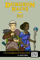Dungeon Races - Elf