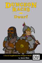 Dungeon Races - Dwarf