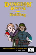 Dungeon Races - Halfling