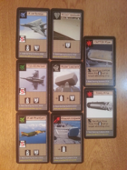Naval Battles CCG Core Token Cards