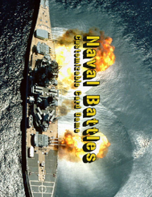 Naval Battles CCG Admiral's Handbook