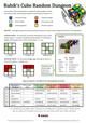Rubik's Cube Random Dungeon
