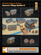 Samurai Village Builder II