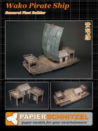 Wako Pirate Ship