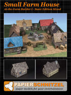 Small Farm House At-The-Farm I BASIC EDITION MIXED
