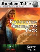 Encounter Generator Pack - Fantasy [BUNDLE]