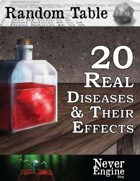 20 Real Diseases and Their Effects