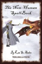 The Non-Human Spell Book