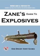 Zane's Guide to Explosives
