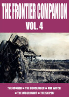 The Frontier Companion vol. 4
