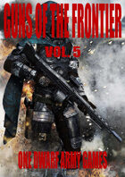 Guns of the Frontier vol. 5