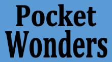 Pocket Wonders