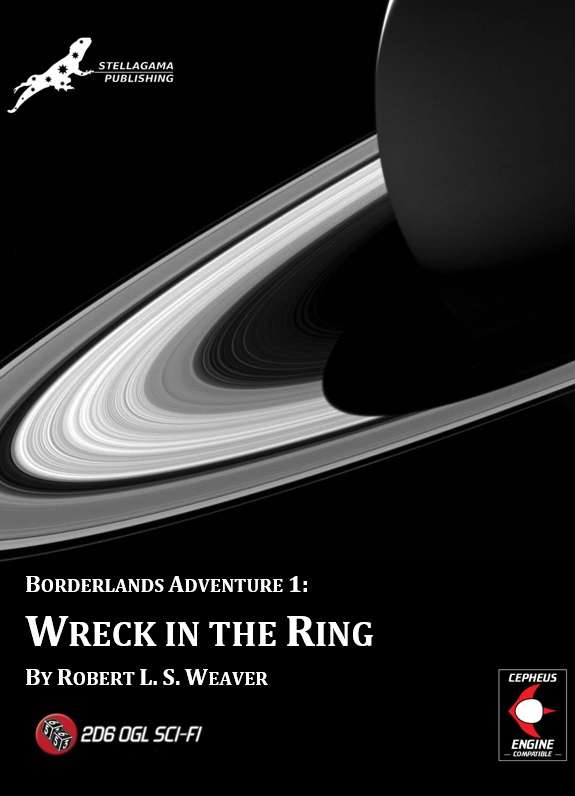 TSAO: Borderlands Adventure 1: Wreck in the Ring