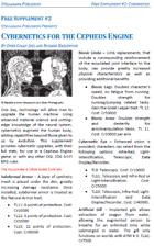 Cybernetics for the Cepheus Engine