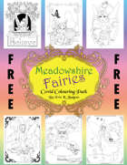 Fairy Covid Colouring Pack [BUNDLE]